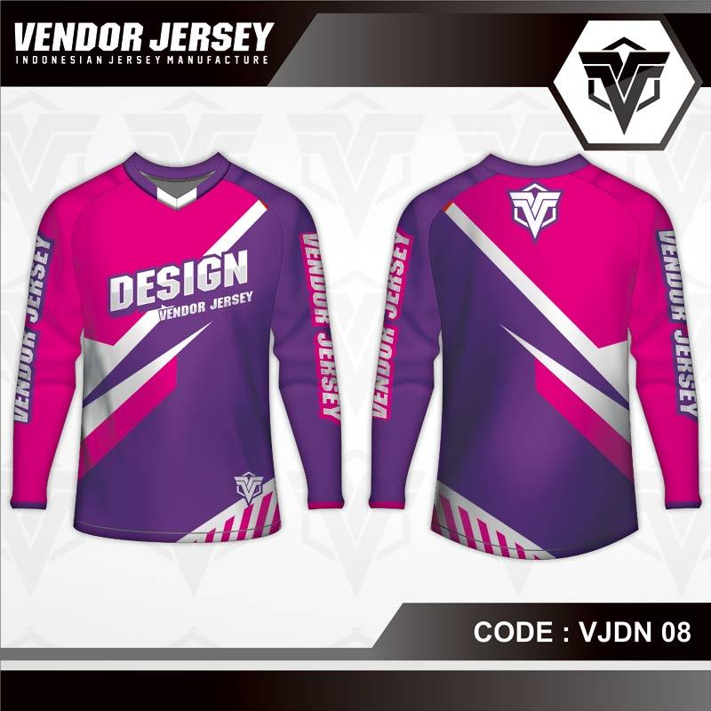 Desain Jaket Jersey Terbaru