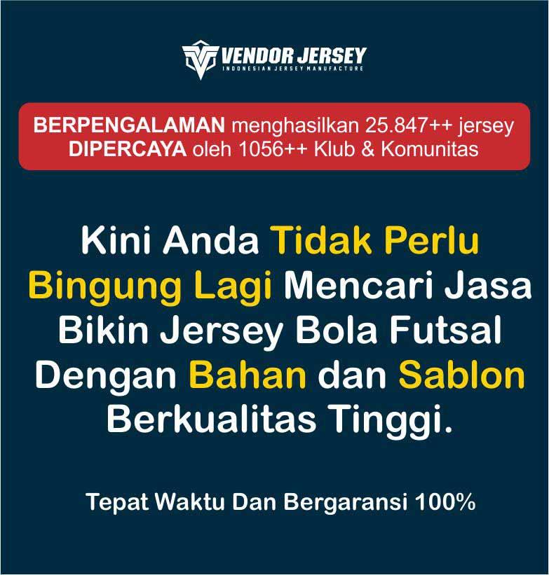 Pembuat Jersey Futsal Di Kuala Pembuang